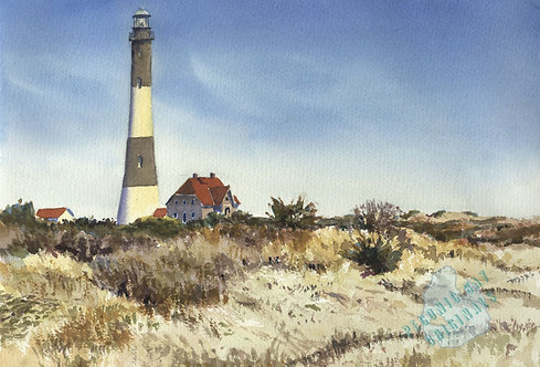 I03 Fire Island Lighthouse
