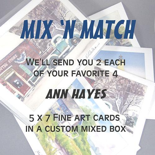 Mix 'n Match Box HAYES