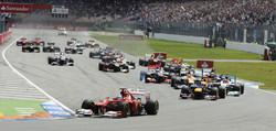 F1 Gran Premio de Austrian