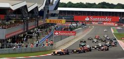 F1 Gran Premio de Gran Bretaña