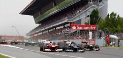 F1 Gran Premio de España