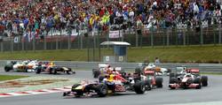 F1 gran Premio de Hungría