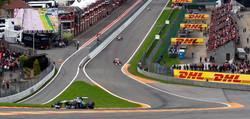 F1 Gran Premio de Bélgica