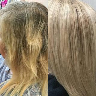 японская реконструкция-краоста и сила волос