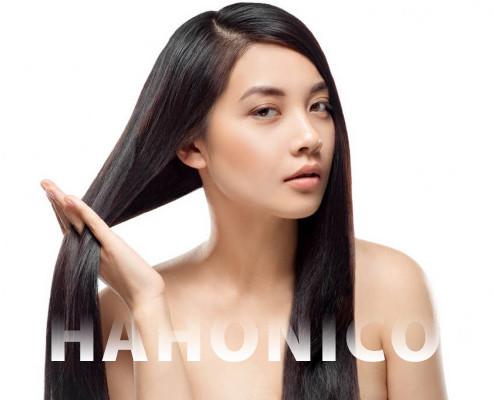 японская реконструкция волос