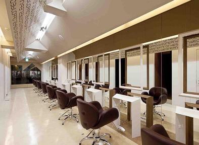 чистота в салонах красоты Японии