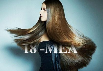 роль 18-МЕА для здоровья волос