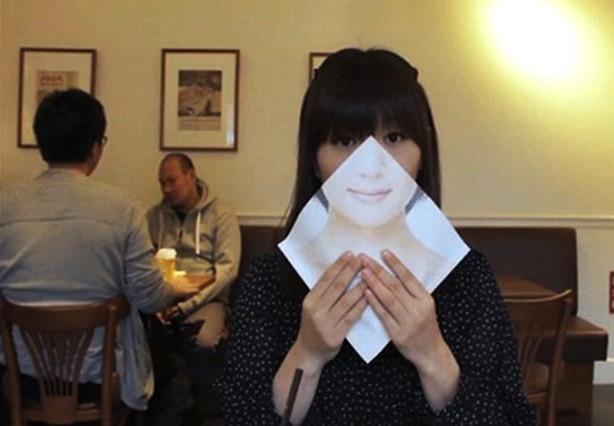 салфетки прикрывающие нижнюю часть лица