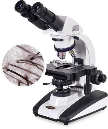 микроскоп для исследования волоса Hahonico