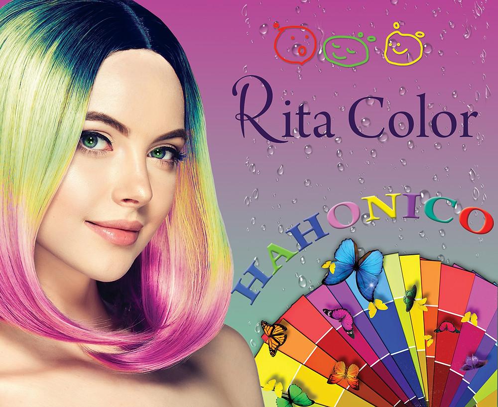 hahonico Rita Color - Реконструирующая система окрашивания