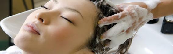 мытье головы по-японски