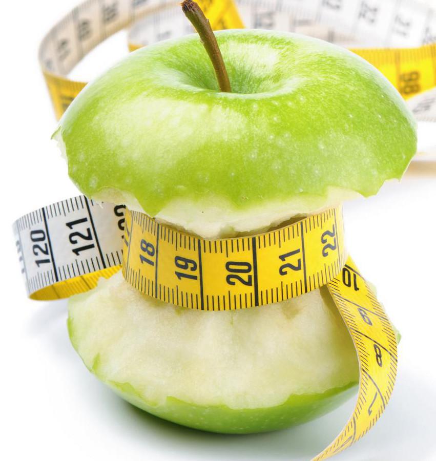 зеленые яблоки в японской диете