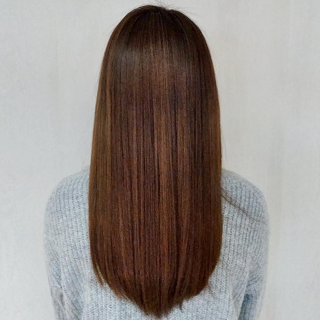 безопасная для волос восстанавливающая реконструкция Hahonico
