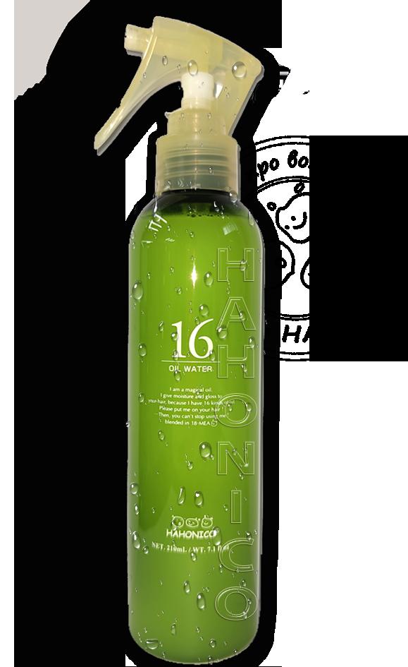 лучшее масло-спрей для волос HAHONICO Jyurokuyu Water 210ml
