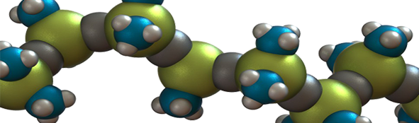 молекула силикона