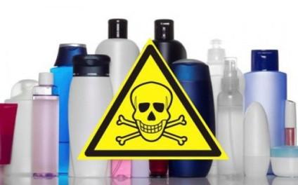 косметика с опасными для здоровья компонентами
