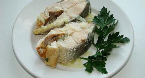 рыба на пару в японской диете