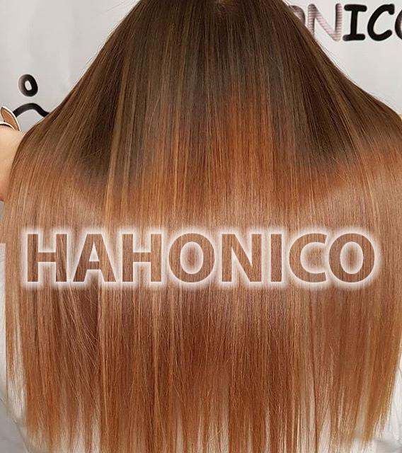 японская реконструкция зеркальные, здоровые волосы
