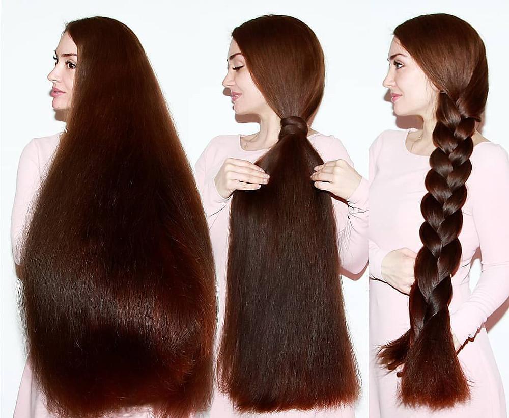 тяжелые волосы