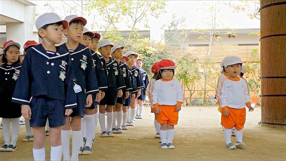самый престижный садик в Японии