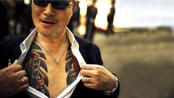 Япония и запрет на татуировки