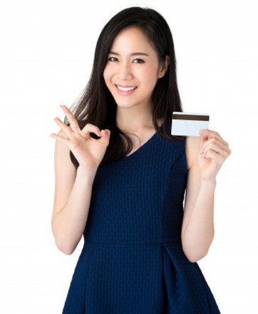 Hahonico blog японка с кредиткой