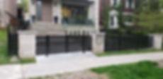 Aluminum Railing and Fence