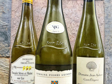 It's always a good day for Muscadet