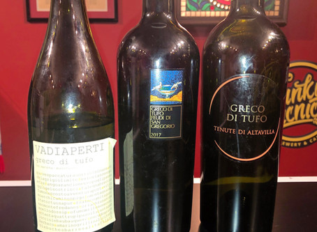 Demystifying Italian White Wines, One Wine at a Time