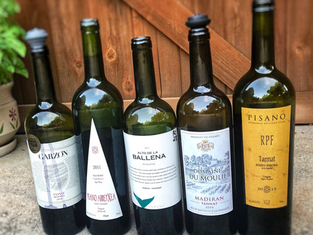 There Is No Reason To Not Tannat