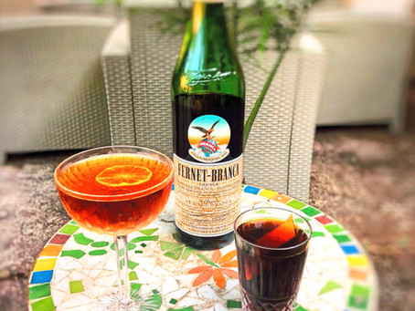 Fernet-Branca, the iconic amaro soaring above all others