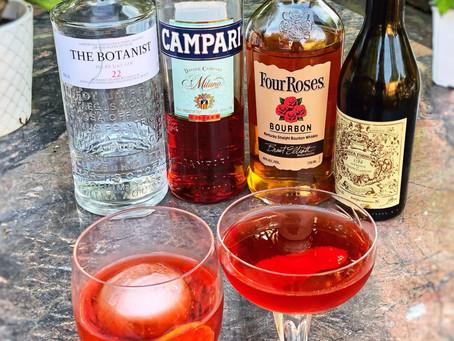 Campari,the Iconic Red Bitter Aperitivi, Mesmerizes