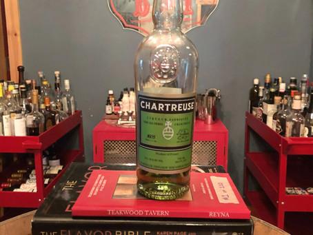 Enjoying the Elixir of Long Life: Green Chartreuse