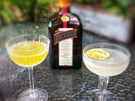Now you know, real triple-sec is Cointreau