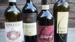 Teakwood Tavern's guide to Valpolicella, Ripasso, Amarone, & Recioto wines—tastiness at every bottle