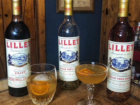 Lillet Triple Play
