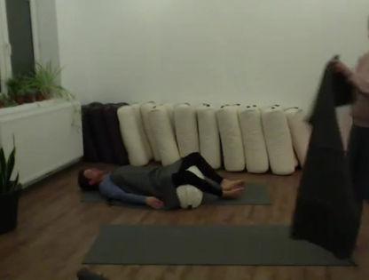 Yoga Nidra (Eat Live Yoga)