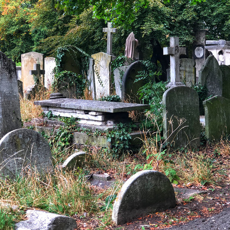 Grave Hunting in Brompton Cemetery