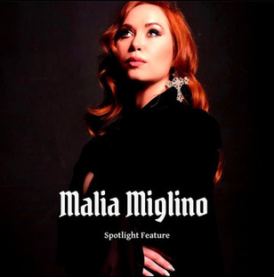 SPOTLIGHT ON MALIA MIGLINO OF MACABRE MONDAYS