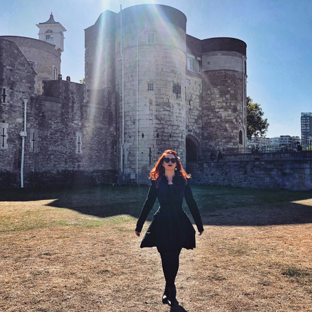 My Favorite Things at the Tower Of London
