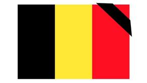 Deuil national et soutien aux victimes des inondations à Chaudfontaine-Trooz.