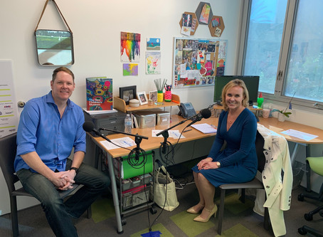 The New Children's Museum Hosts StoryCorps Interviews