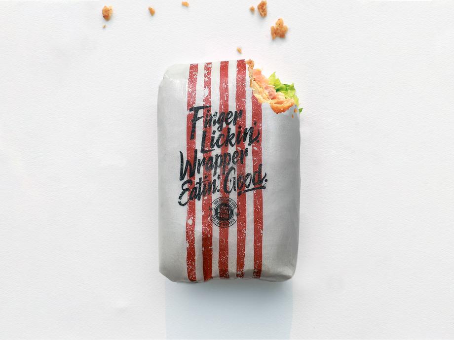 KFC 200% Edible