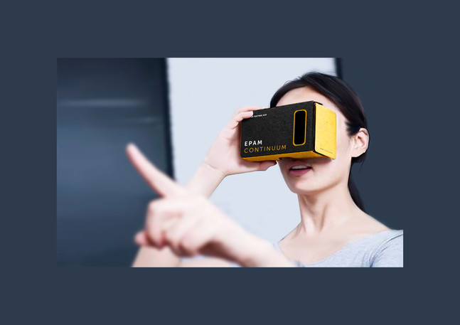 VR in action