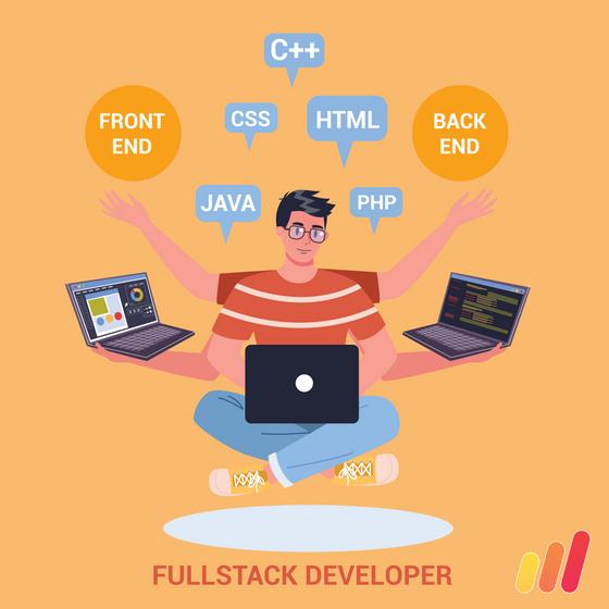 Cần kỹ năng gì để trở thành một Full Stack Developer?