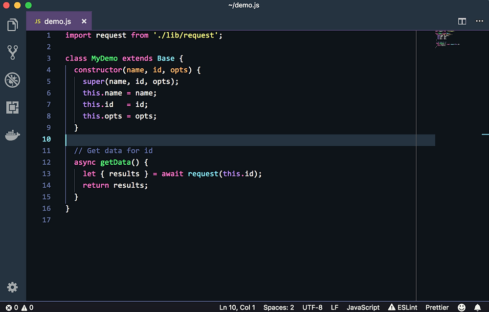 How can you customize visual studio code for your best appearance?