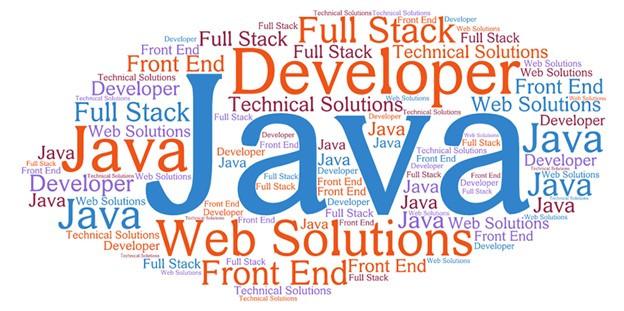 Java full-stack developer