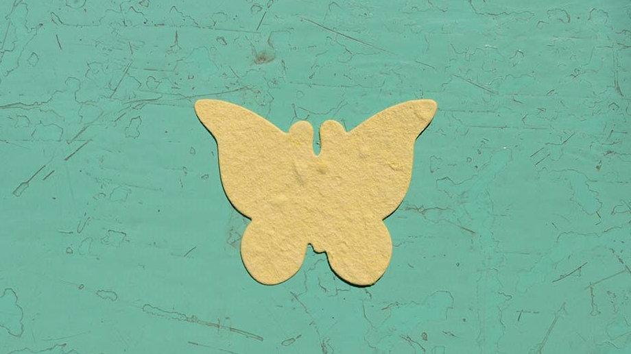 FA3 Farfalla Piantabile 5x4 cm in Carta che Germoglia