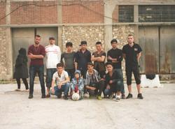 The Afghan footballers
