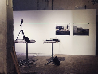 Exhibition opening in Warsaw and Oulu